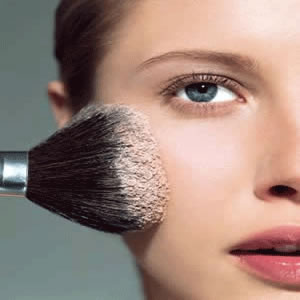 make up acne